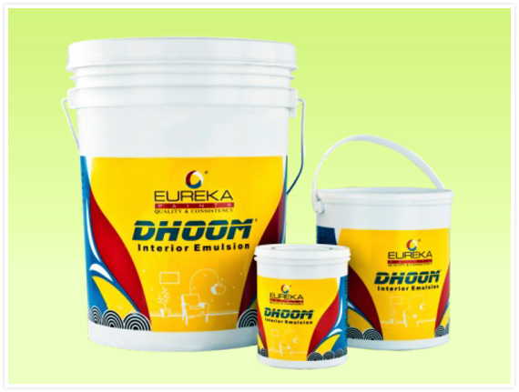 Dhoom Interior Emulsion Suppliers India