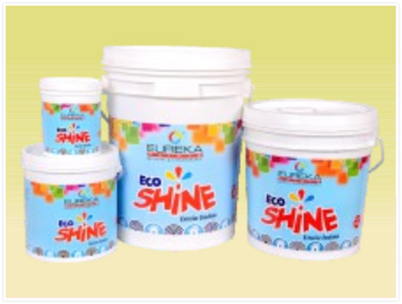 Eco Shine Semi Acrylic Exterior Emulsion